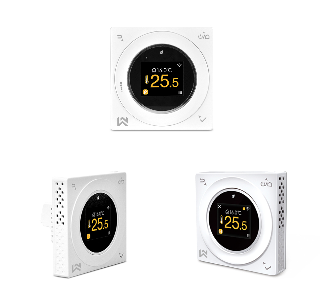 Electric Floor Heating Room Thermostat