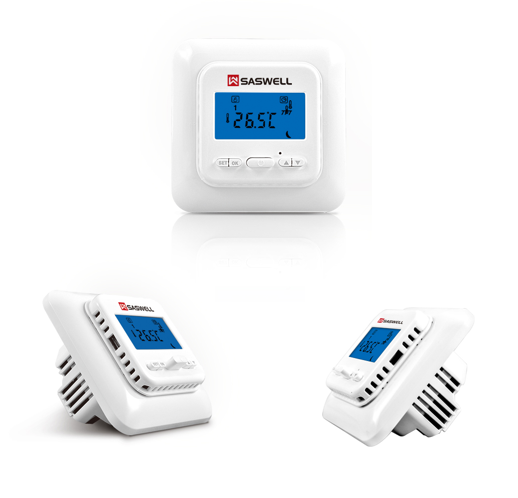 Electric Floor Heating Control