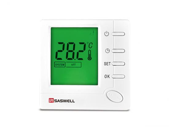 Programm Warmwasserbereitungsthermostat