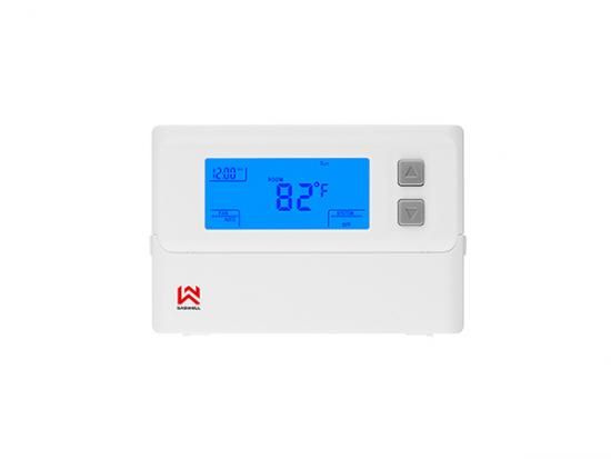Merchanical Thermostat, 1 Heat / 1 Cool Einstufenthermostat, 5 + 2 programmierbarer Fan Coil Thermostat
