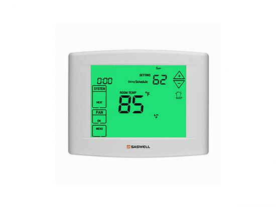 Programmieren Sie digitalen Thermostat