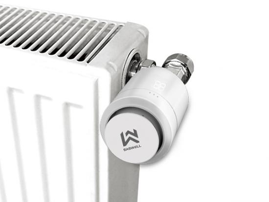 ETRV+ smart radiator thermostat,Alexa etrv thermostatic radiator valves